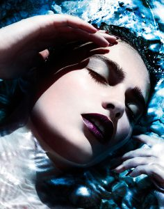 Underwater Fashion Advertising Photography Michael David Adams Photographer Lucija Jelcic Croatia