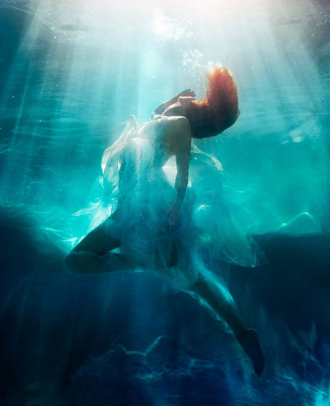 Underwater Fashion Photography Michael David Adams Photographer Lisa Ward Morgane Le Fay