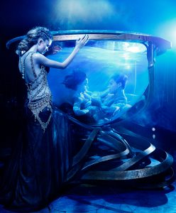 Underwater Fashion Photography Michael David Adams Photographer Letecia Price Cirque Du Soleil Amaluna Moontstruck