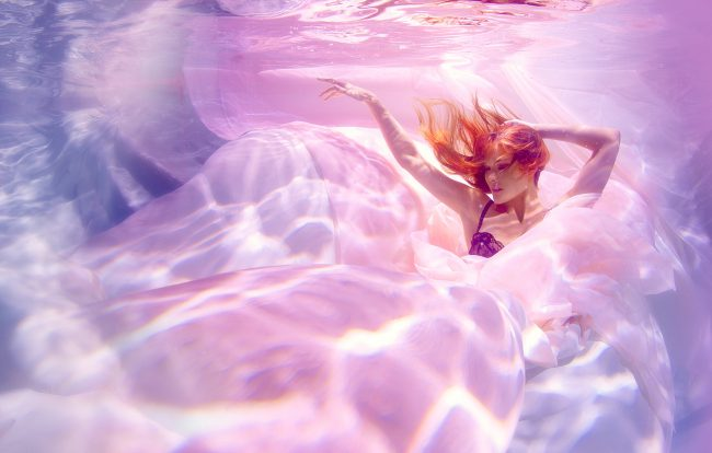 Underwater Fashion Photography Michael David Adams Photographer Samantha Drew Wilhelmina